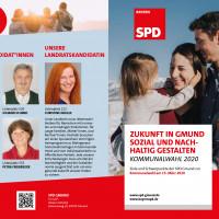 Die Ziele der SPD in Gmund zur Gemeinderatswahl 2020