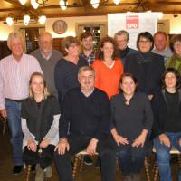 Die SPD Gmund setzt auf Frauenpower. Elf weibliche Gemeinderats-Kandidaten bietet der Ortsverein auf seiner Liste für die Kommunalwahl 2020 auf. Und die SPD hat ein klares Ziel vor Augen.