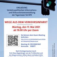 Einladung zum verkehrspolitischen Zoom-Meeting